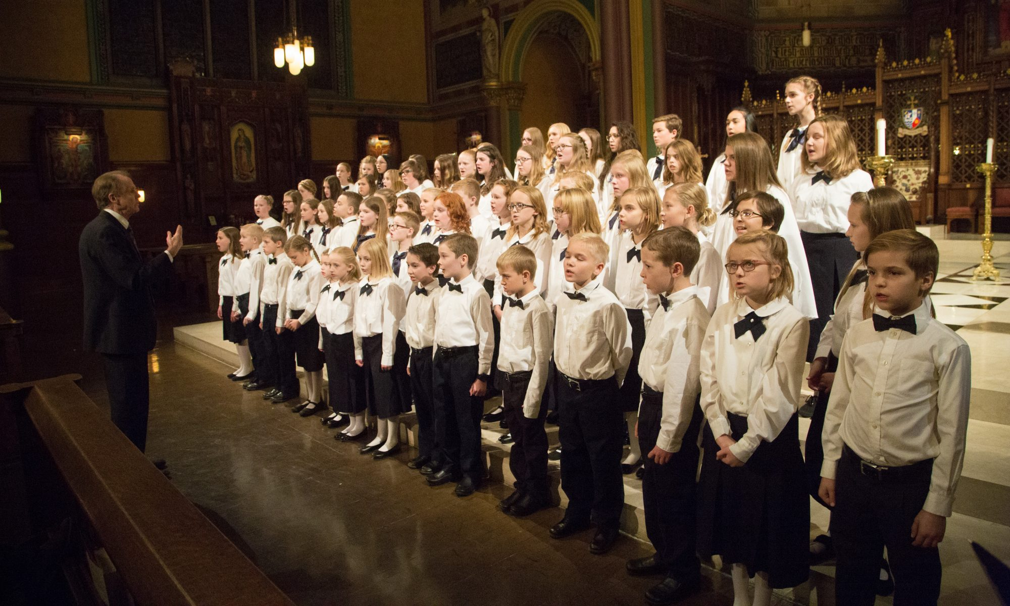 The Salt Lake Childrens Choir